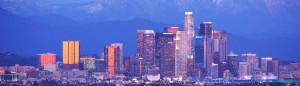 Inner Path Los Angeles Skyline